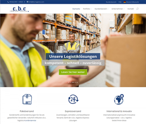 Relaunch: new website - Versandlogistiker