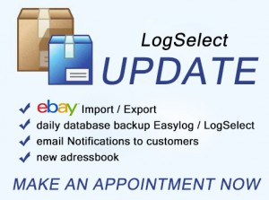 LogSelect Update & guide data DHL - Versandlogistiker