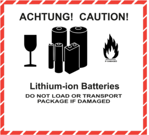 Important! Shipping lithium-ion batteries from 01 April 2016 - Versandlogistiker
